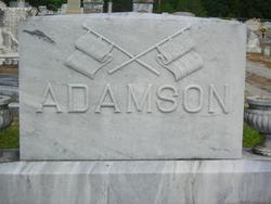 "Sarah W ""Sallie"" <I>Sanders</I> Adamson"