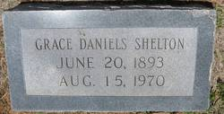 Grace <I>Daniels</I> Bettis Shelton