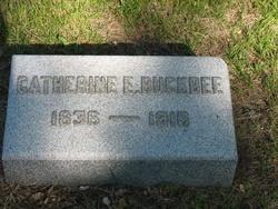 Catherine Elizabeth <I>Allington</I> Buckbee