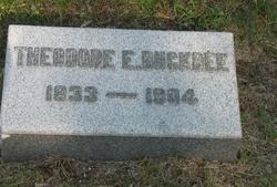 Theodore E. Buckbee