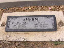 Jean Elizabeth <I>Hill</I> Ahern