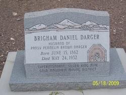 Brigham Daniel Darger