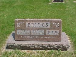 Hattie May <I>Westerman</I> Briggs