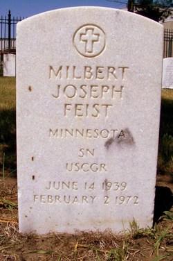 Milbert Joseph Feist