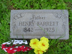 Henry Barrett