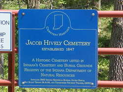 Jacob Hively Cemetery