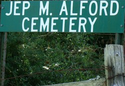 Jep Alford Cemetery