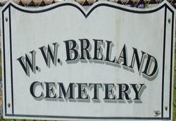 W.W. Breland Cemetery