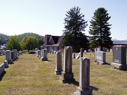 Piney Flats United Methodist Church Cemetery