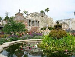 San Juan Capistrano Mission Cemetery