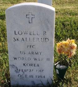 Lowell R Skallerud