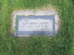 Ruth Sarah Layton