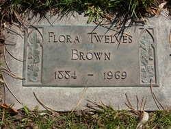 Flora <I>Twelves</I> Brown