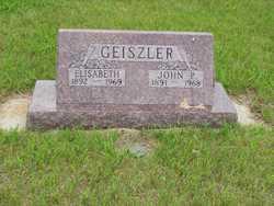 John Peter Geiszler