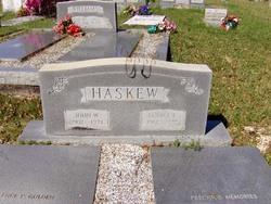 John Wesley Haskew