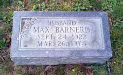 """Maxwell """"Max"""" Barnard"""