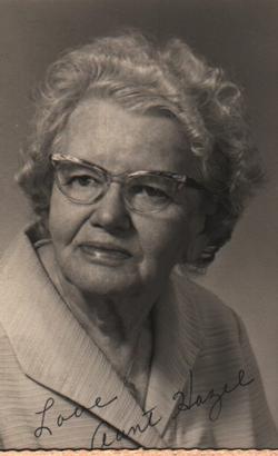 Hazel Edith <I>Smith</I> Bruhn