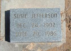 Susie Jefferson