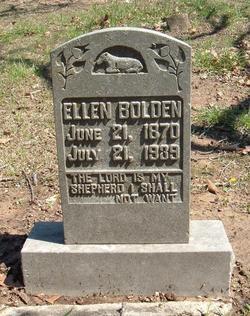 Ellen Bolden