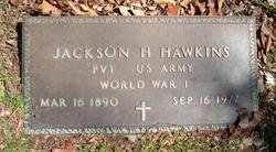 Jackson H. Hawkins