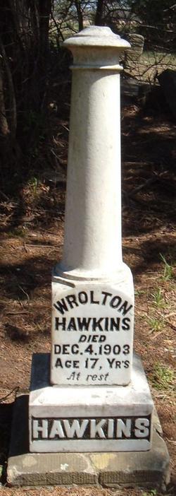 Wrolton Hawkins