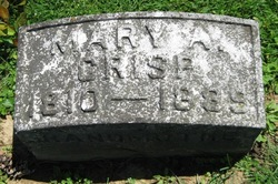 Mary Ann Crisp