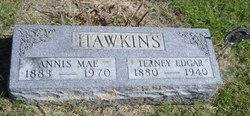 Annis Mae <I>Yeisley</I> Hawkins