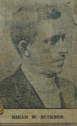 Hiram Wheeler Buckbee