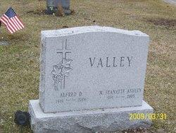 Jeanette <I>Ashley</I> Valley