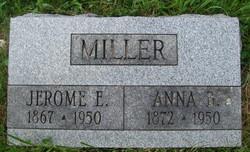 Anna B Miller