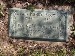 Leoline <I>Woodmansee</I> Brown