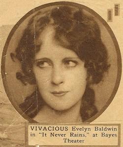 Evelyn Marjorie <I>Baldwin</I> Kunze