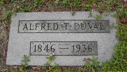 Alfred T. Duval