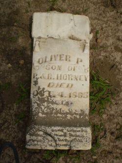 Oliver P Horney