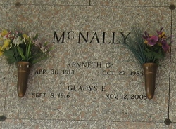 Kenneth G McNally