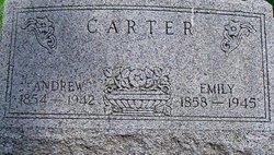 Emily Alcinda <I>Lamunion</I> Carter