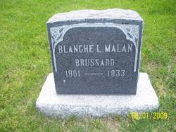 Blanche L. <I>Malan</I> Brussard