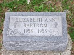 Elizabeth Ann Bartrom