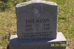 Katherine Faye Mason