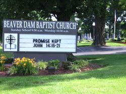 Beaver Dam Baptist Church Cemetery