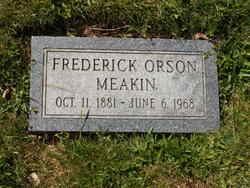 Frederick Orson Meakin