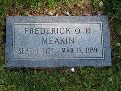 Frederick Orson Daniel Meakin