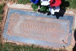 Franklin R. Adair, Jr.