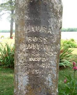 Laura <I>Tannahill</I> Ross