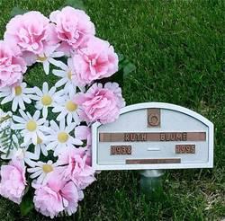 Ruth Jane <I>Hedberg</I> Blume