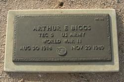 Arthur Eugene Biggs