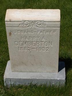 Harry Alvin Demberton