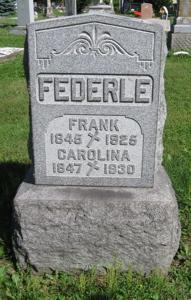 "Franz ""Frank"" Federle"