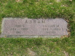 John B Abram