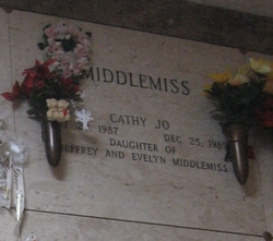 Cathy Jo Middlemiss
